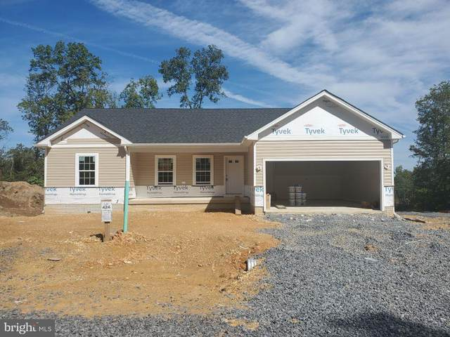 715 Basin Drive, INWOOD, WV 25428 (#WVBE2003304) :: Shawn Little Team of Garceau Realty