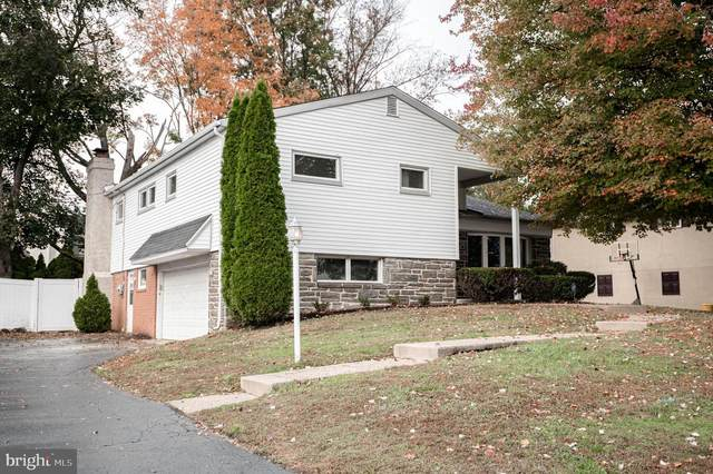 504 Foster Dr, SPRINGFIELD, PA 19064 (#PADE2009278) :: Tom Toole Sales Group at RE/MAX Main Line