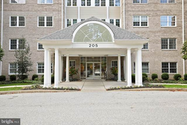 205 Belmont Forest Unit 405, LUTHERVILLE TIMONIUM, MD 21093 (#MDBC2013696) :: New Home Team of Maryland