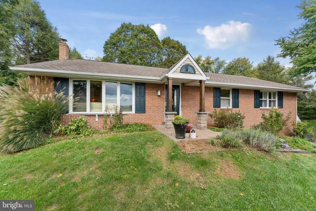 1521 Woodland Road, WEST CHESTER, PA 19382 (#PACT2009272) :: McClain-Williamson Realty, LLC.