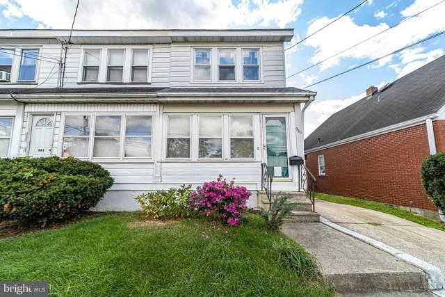 961 Lalor Street, TRENTON, NJ 08610 (#NJME2006162) :: Ramus Realty Group