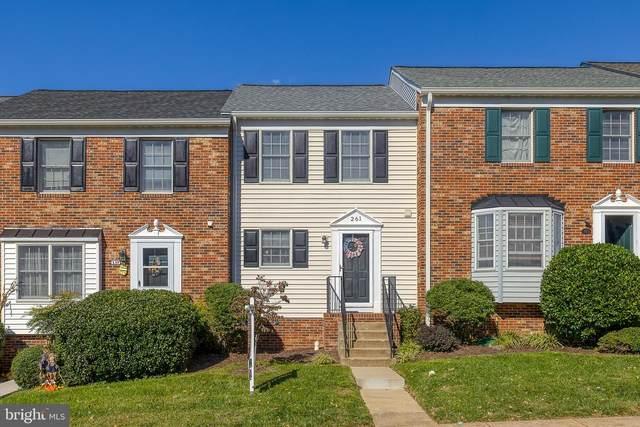 261 Fairfield Drive, WARRENTON, VA 20186 (#VAFQ2001672) :: Real Estate Connection