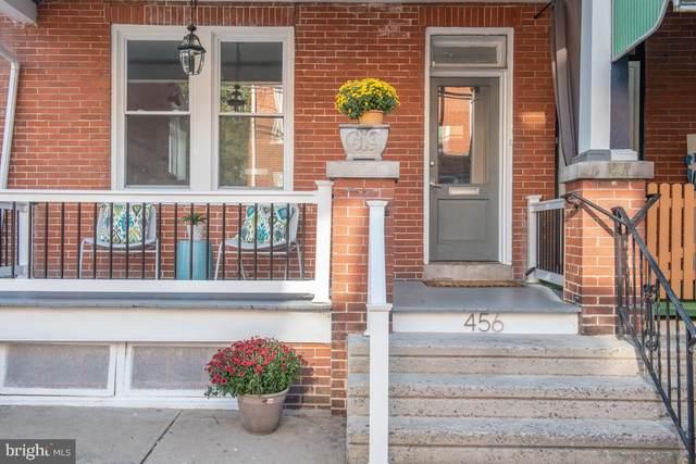 456 W Vine Street, LANCASTER, PA 17603 (#PALA2006622) :: The Lutkins Group