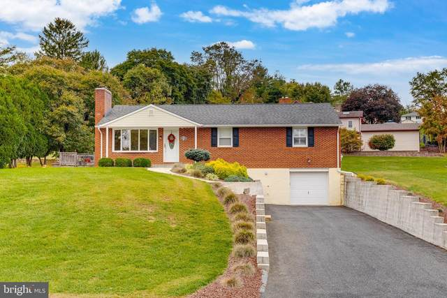 1800 Belvue Drive, FOREST HILL, MD 21050 (#MDHR2004636) :: Keller Williams Realty Centre