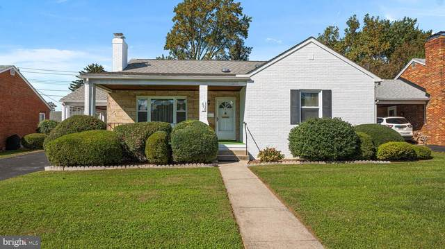 603 Biggs Avenue, FREDERICK, MD 21702 (#MDFR2007210) :: The Maryland Group of Long & Foster Real Estate