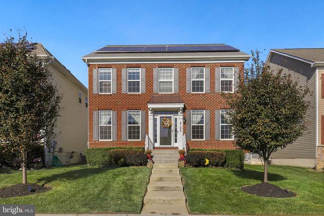 2102 Tulson Lane, BOWIE, MD 20721 (#MDPG2014964) :: The Charles Graef Home Selling Team