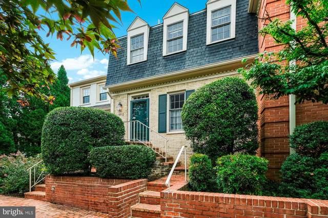 4912 Western Avenue 2-D, BETHESDA, MD 20816 (MLS #MDMC2019760) :: Maryland Shore Living | Benson & Mangold Real Estate