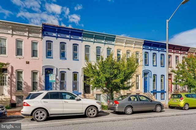 46 E 26TH Street, BALTIMORE, MD 21218 (#MDBA2015540) :: The Putnam Group