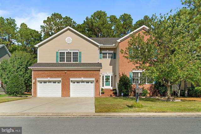 9829 Winding Trl Drive, OCEAN CITY, MD 21842 (#MDWO2003056) :: At The Beach Real Estate