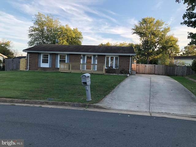 325-W. W Derby Court, STERLING, VA 20164 (#VALO2010302) :: Great Falls Great Homes
