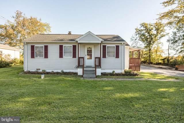 123 Harrison Lane, WINCHESTER, VA 22602 (#VAFV2002336) :: Berkshire Hathaway HomeServices McNelis Group Properties
