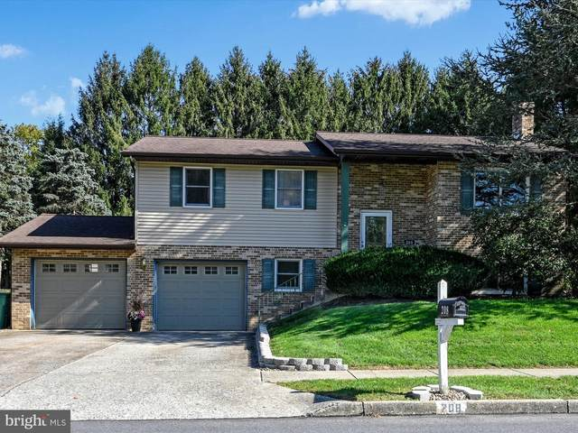 208 Cherokee Drive, MECHANICSBURG, PA 17050 (#PACB2004006) :: The Joy Daniels Real Estate Group