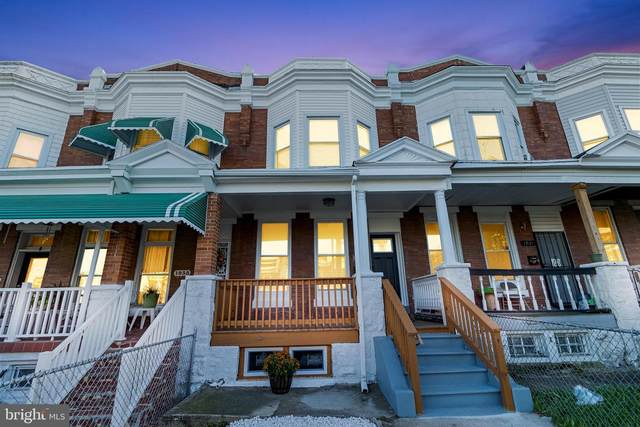 1933 E 31ST Street, BALTIMORE, MD 21218 (#MDBA2015556) :: The Mike Coleman Team