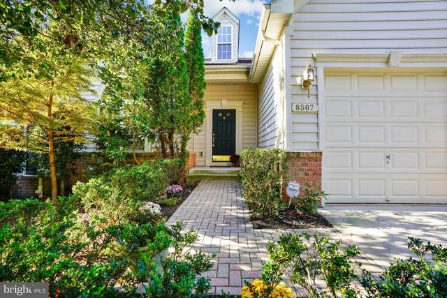 8507 Meadowsweet Road, PIKESVILLE, MD 21208 (#MDBC2013792) :: The Redux Group