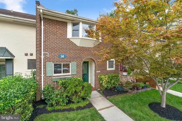 3532 Chiswick Court 38-E, SILVER SPRING, MD 20906 (#MDMC2019802) :: Murray & Co. Real Estate