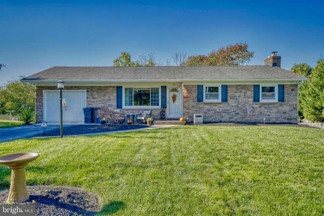 13 Pleasant Hill Lane, OWINGS MILLS, MD 21117 (#MDBC2013804) :: New Home Team of Maryland