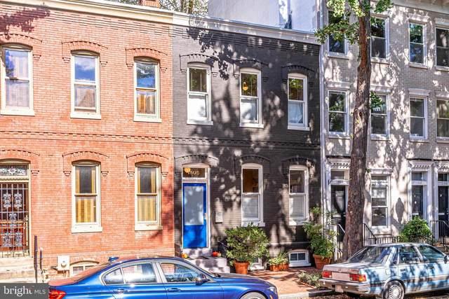 1505 Swann Street NW, WASHINGTON, DC 20009 (#DCDC2017514) :: CENTURY 21 Core Partners