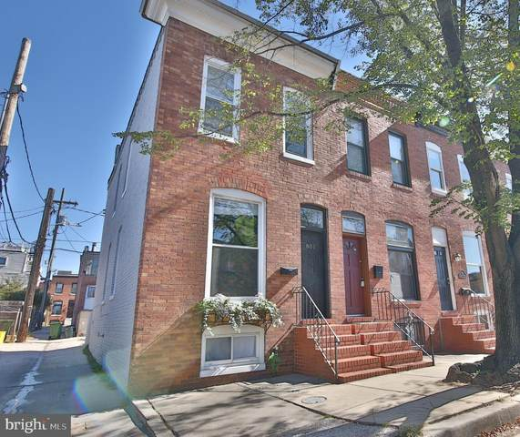 803 S Lakewood Avenue, BALTIMORE, MD 21224 (#MDBA2015566) :: New Home Team of Maryland