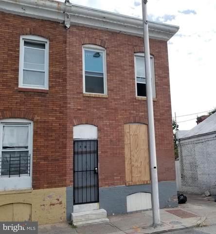 701 N Rose Street, BALTIMORE, MD 21205 (#MDBA2015570) :: Jim Bass Group of Real Estate Teams, LLC