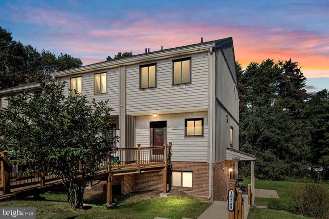 15252 Coachman Terrace #42, WOODBRIDGE, VA 22191 (#VAPW2010640) :: Betsher and Associates Realtors