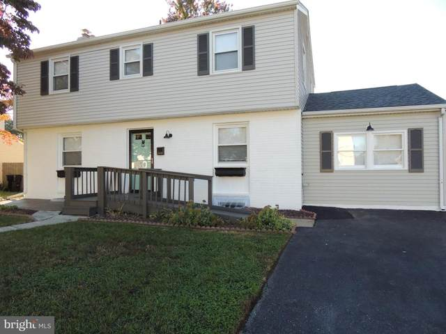 19 Colesbery Drive, NEW CASTLE, DE 19720 (#DENC2008780) :: At The Beach Real Estate