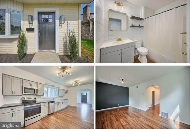 2051 S 3RD Street, STEELTON, PA 17113 (#PADA2004526) :: Murray & Co. Real Estate