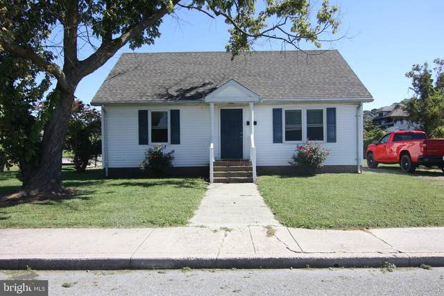 113 2ND Street, CRISFIELD, MD 21817 (#MDSO2000840) :: The Casner Group