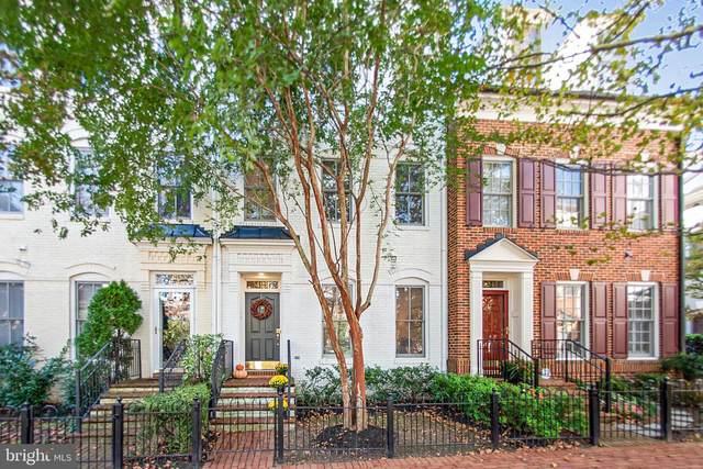 422 Euille Street, ALEXANDRIA, VA 22314 (#VAAX2004748) :: Dart Homes