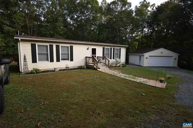 1834 Red Hill Rd, GORDONSVILLE, VA 22942 (#623373) :: CENTURY 21 Core Partners