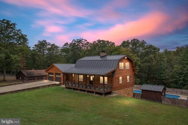 799 Mcdonald Lane, STRASBURG, VA 22641 (#VASH2001202) :: Great Falls Great Homes