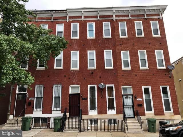 1614 W Lexington Street, BALTIMORE, MD 21223 (#MDBA2015590) :: Key Home Team