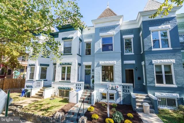 1031 NE 10TH Street NE, WASHINGTON, DC 20002 (#DCDC2017562) :: AG Residential