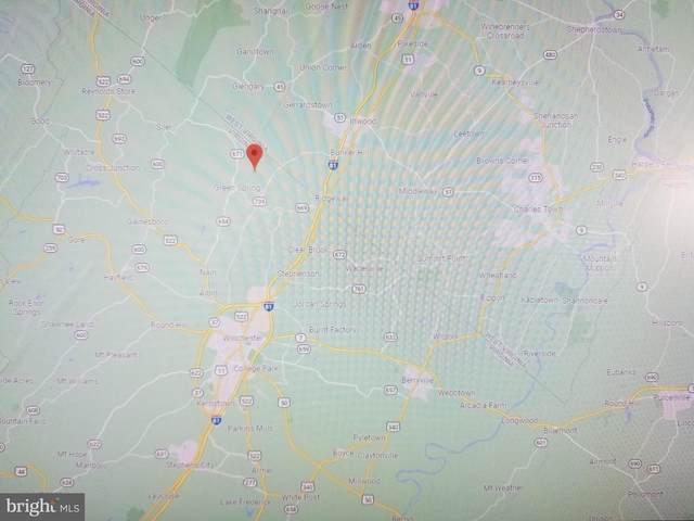 9 AC Near Frog Hollow Road, WINCHESTER, VA 22603 (#VAFV2002346) :: Nesbitt Realty