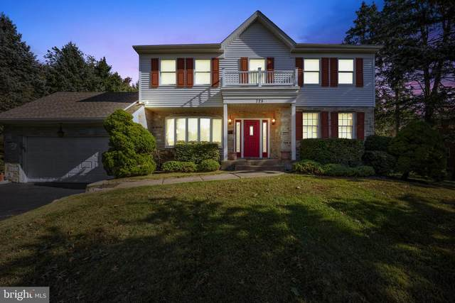 725 Pecan Drive, PHILADELPHIA, PA 19115 (#PAPH2038154) :: Linda Dale Real Estate Experts