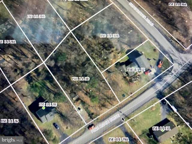 0 Pine Ridge Dr, FRONT ROYAL, VA 22630 (#VAWR2001108) :: Nesbitt Realty