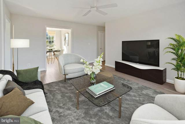 2716 Ordway Street NW #5, WASHINGTON, DC 20008 (#DCDC2017576) :: The Mike Coleman Team