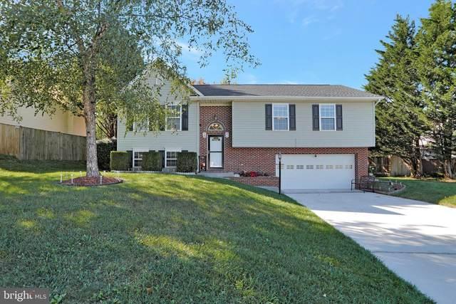 115 Fairfax Drive, STEPHENS CITY, VA 22655 (#VAFV2002354) :: Berkshire Hathaway HomeServices McNelis Group Properties