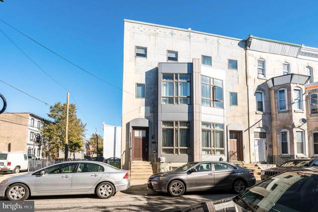 1717 W Oxford Street, PHILADELPHIA, PA 19121 (#PAPH2038260) :: Keller Williams Real Estate