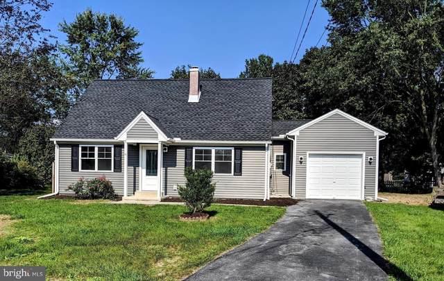 6 Harrise Circle, HARRISBURG, PA 17112 (#PADA2004548) :: The Craig Hartranft Team, Berkshire Hathaway Homesale Realty