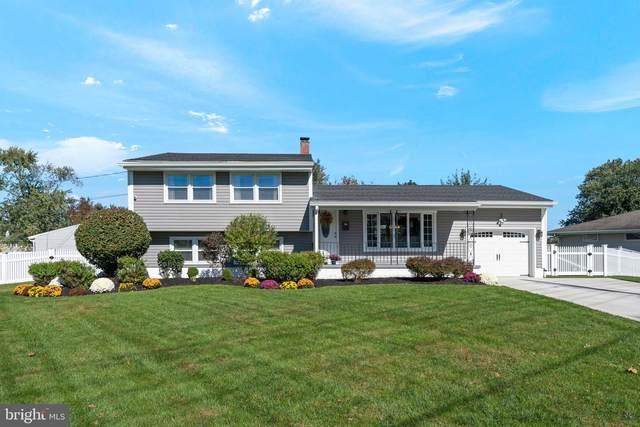 2 La Salle Drive, BURLINGTON, NJ 08016 (#NJBL2009200) :: The Charles Graef Home Selling Team