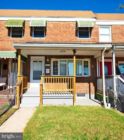 7492 Rabon Avenue, DUNDALK, MD 21222 (#MDBC2013890) :: Jim Bass Group of Real Estate Teams, LLC