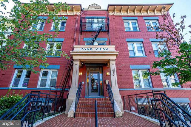 610 Irving Street NW T05, WASHINGTON, DC 20010 (#DCDC2017614) :: The Mike Coleman Team