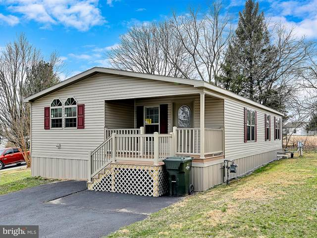 226 Holly Drive, MOUNT WOLF, PA 17347 (#PAYK2007736) :: McClain-Williamson Realty, LLC.