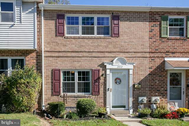 2032 Bayless Place, NORRISTOWN, PA 19403 (#PAMC2014188) :: The Pierre Group