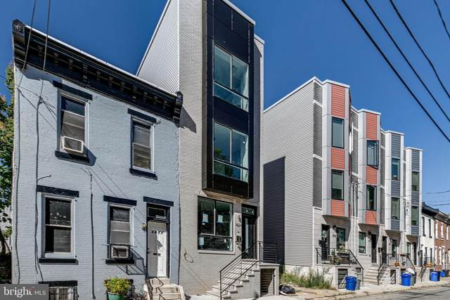 1424 N Etting Street, PHILADELPHIA, PA 19121 (#PAPH2038406) :: Tom Toole Sales Group at RE/MAX Main Line