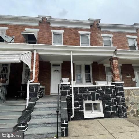1207 N Potomac Street, BALTIMORE, MD 21213 (#MDBA2015658) :: Compass
