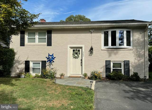 583 Jumpers Hole Road, SEVERNA PARK, MD 21146 (#MDAA2012384) :: The Mike Coleman Team