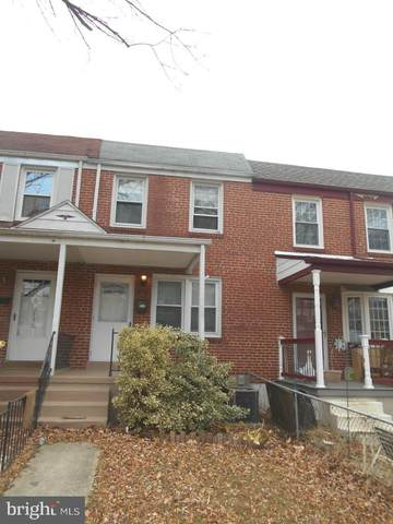 3710 Clarenell Road, BALTIMORE, MD 21229 (#MDBA2015676) :: The Miller Team