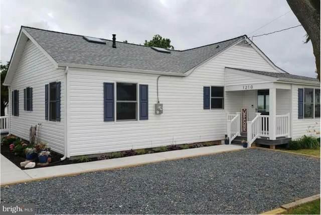 1210 Horse Point Road, FISHING CREEK, MD 21634 (#MDDO2000858) :: Dart Homes