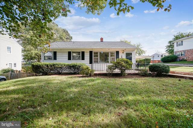 110 Dewey Drive, ANNAPOLIS, MD 21401 (#MDAA2012394) :: New Home Team of Maryland